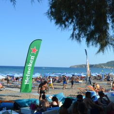 Fun things to do in Rhodes Island, Greece-Faliraki Beach