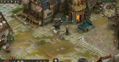 Dragon Heart [Online] is a Turn based [TBS] Free to Play Role-Playing Strategy  MMO Game [MMORPG]