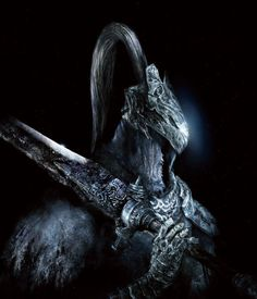 Dark Souls - Artorias, The Abysswalker