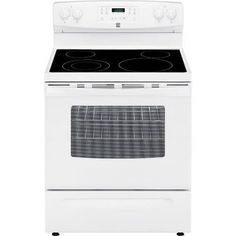 kenmore 65132. kenmore 94172 5.3 cu. ft. self-cleaning electric range - white 65132 o