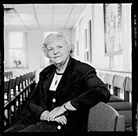 Sister Rosemary Connely- Executive Director Misericordia Home, Chicago, IL