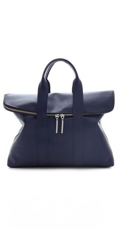 """Love the black @31philliplim """"31 Hour"""" bag, it's sleek & stylish $750, get it here: http://rstyle.me/~emyN"""