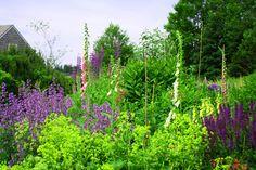 #LoveFlowers Gardens with beauty to behold: COASTAL MAINE BOTANICAL GARDENS Maine @MaineGardens @TripAdvisor