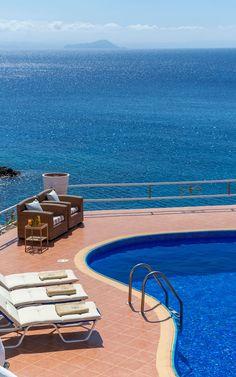 View from Villa Phaedra in Tersanas, Chania, Crete