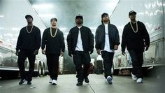 Review: 'Straight Outta Compton' sets standard for hip-hop biopic