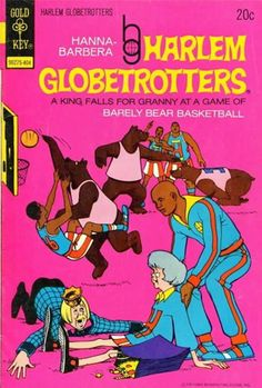 The Harlem Globetrotters Comic Book Collection | The Museum Of UnCut Funk