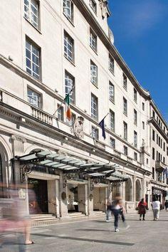 Gresham Hotel Dublin Hotels, Japanese Gardens, Dublin Ireland, Hotel Reviews, Trip Advisor, Street View, Travel, Voyage, Viajes