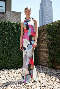Carolina Herrera Resort 2014 - Look 8