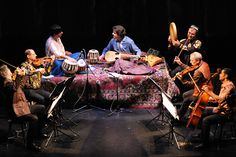 Kronos Quartet and Homayun Sakhi - Luminato 2011