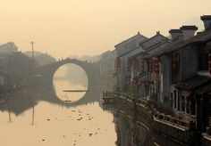 Le Grand Canal, Chine unesco green aventure