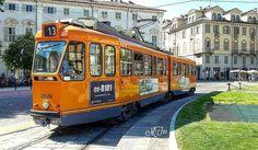 Gtt 2824 in piazza Carlo Alberto  #torino #vintagetram #storico #linea13 #piazzavittorio #livreastorica #oldlivery #arancione #piazzacarloalberto #railways_of_our_world #railfan #kingtransport #tv_transport #torinoèlamiacittà #placesofturin #kings_transports #rail_barons #lucky_transports #loves_vehicles #turin #turinitaly #photooftheday #gtttorino #fdnf #tramway #torino_city #ciauturin  Photo by @marcotrain11