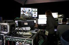 Dietro le quinte: il BNL Live! è stato per tre giorni un vero e proprio studio televisivo, in diretta dal Wired Next Fest. #BNLlive #WiredNextFest
