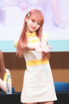 Kpop Girl Groups, Korean Girl Groups, Kpop Girls, Yuri, Gfriend Sowon, Japanese Girl Group, Woollim Entertainment, First Baby, Female Singers