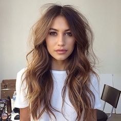 How to get messy bohemian waves