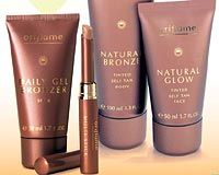 Oriflame Bronze products