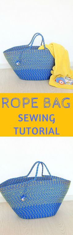 HOW TO MAKE A ROPE B