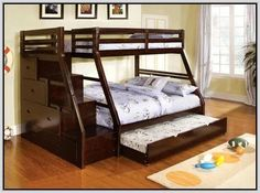 Best Northwood Outdoor Bunkhouse Sleeps 4 With Storage Stairs 640 x 480