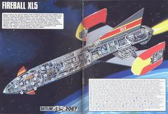 Fireball XL5 Fireball