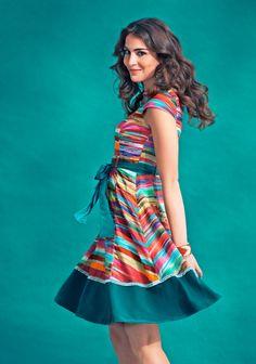 Mekko SK7/14. Summer Dresses, Sewing, Inspiration, Photos, Fashion, Biblical Inspiration, Moda, Dressmaking, Pictures