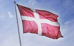 Dannebrog smælder i den danske sommer