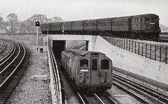 Image result for metropolitan line 1960s