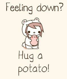 Kawaii Potatoes!!!!!!