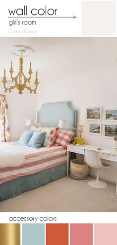 Creating a colorful home with neutral walls - Cuckoo4Design