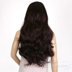Freetress Equal Synthetic Hair Lace Deep Invisible L Part Lace Front Wig - KARISSA - WigTypes.com