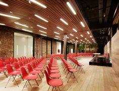 Escritórios da Fundação Botín / MVN Arquitectos