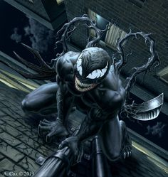"Venom: ""So many snacks. Spiderman Black Suit, Spiderman Art, Batman Vs Superman, Amazing Spiderman, Marvel Venom, Marvel Vs, Marvel Jokes, Marvel Comics, Symbiotes Marvel"