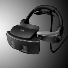 Cannon's AR/VR headset Not priced for the average consumer, this is being aimed at enterprising uses.