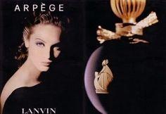 Lanvin Arpege, one of the five most esteemed floral fragrances in the world. Deep, elegant, and feminine. Bergamot, neroli, jasmine, vanilla, sandalwood, lily of the valley...elixir heaven.