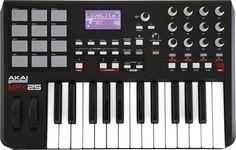 Clavier maître AKAI MPK 25