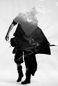Something nr. Double Exposure, Batman, Superhero, Pictures, Fictional Characters, Design, Art, Photos, Art Background