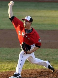 Warwick Saupold, Pitcher, Erie Seawolves
