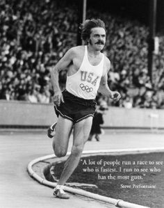 Prefontaine certainly knew how to move