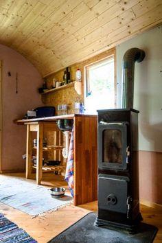 leben im bauwagen klein braunland pinterest bauwagen leben und zirkuswagen. Black Bedroom Furniture Sets. Home Design Ideas