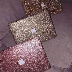 Luxury Apple bands iPhone case & fashion - Apple Computer Laptop - Ideas of Apple Computer Laptop - MacBook case cover glitter gold pink