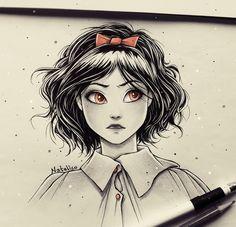 http://natalico.deviantart.com/art/Black-hair-white-skin-606332037