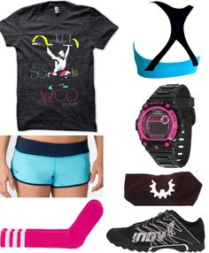 <3 All this for workout gear