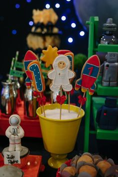 Festa Espacial incrível | Kikids Party