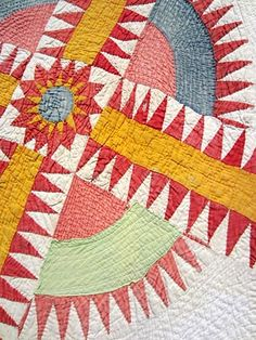 nifty quilts: Beauty Secrets   Beautiful old NY Beauties
