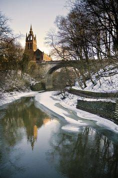 Glasgow, Scotland --  by Architectural Historian