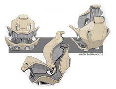 car seat design sketch Car Interior Sketch, Car Interior Design, Truck Interior, Car Design Sketch, Interior Rendering, Car Sketch, Automotive Design, Airplane Interior, Racing Seats