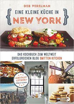 Deb Perlemann ist eine der wunderbarsten Erzählerinnen des Kochens. Ihr Blog eine Institution. Ihre Rezeptsammlung liegt nun endlich auf Deutsch vor. Eine kleine Küche in New York. Berlin Verlag.