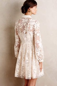 Clarence Shirtdress by Erin Fetherston - anthropologie.com