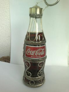 Coca Cola bottle from Morocco