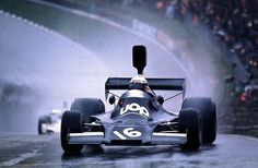 Peter Revson Race of Champions Brands Hatch England 1974 Shadow DN3