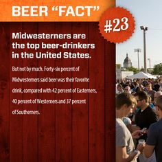 """Beer """"Fact"""" #23.     http://www.swagbrewery.com/blogs/beer-facts"""