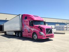 Breast cancer awareness Volvo